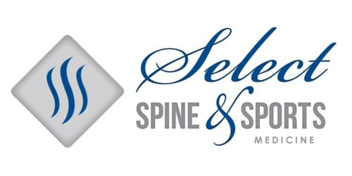 Chiropractor Friendswood - Select Spine Logo