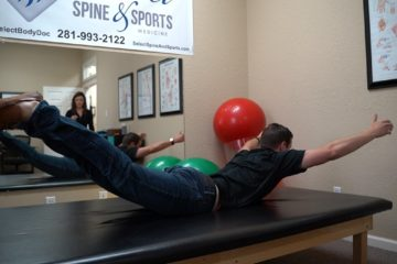 Physical Medicine and Rehabilitation in Friendswood, TX
