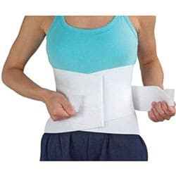 back brace for back pain
